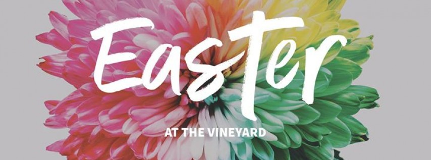 Easter at the Vineyard