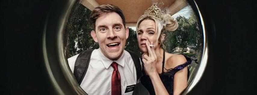 Mormon And The Meth-Head / Aaron Woodall & Jessa Reed