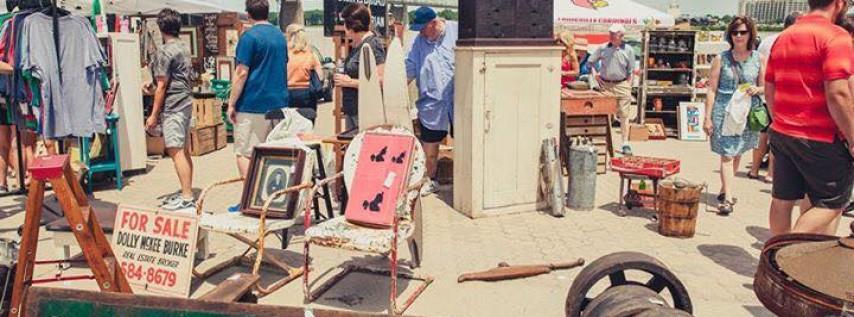 The Fleur De Flea Vintage Urban Market