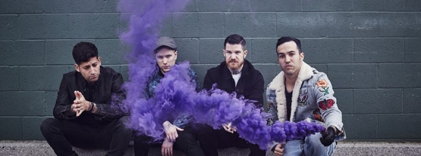 Fall Out Boy: The M A N I A Tour with Machine Gun Kelly
