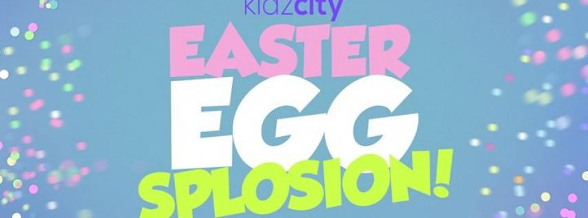 Easter Eggsplosion