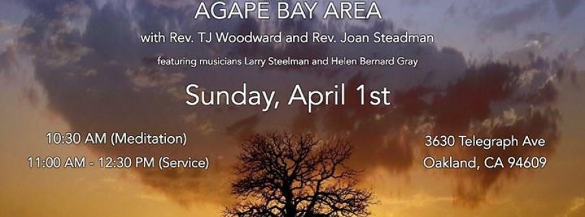 Easter Sunday Celebration at Agape Bay Area!