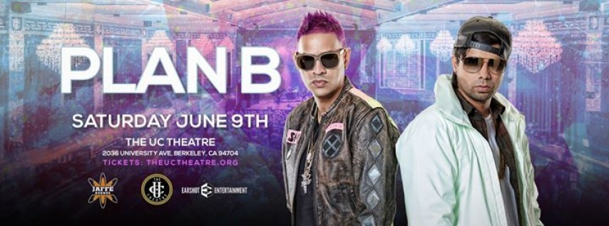 Plan B at The UC Theatre
