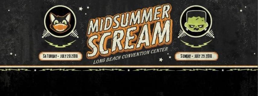 Midsummer Scream 2018