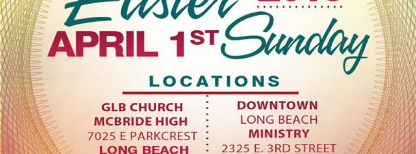 Easter Church Service