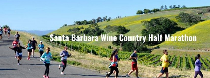 Santa Barbara Wine Country Half (A Running Experience Club)