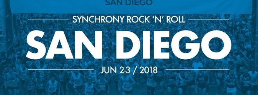 Rock 'n' Roll San Diego Marathon & 1/2 Marathon