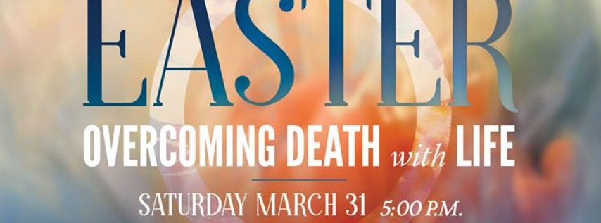 Easter at Shadow Mountain - Sunday