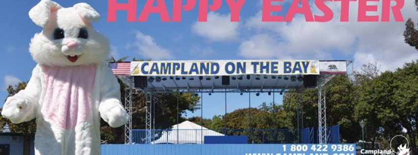 Happy Easter at Campland