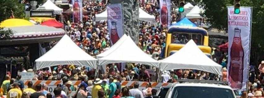 The Cheerwine Festival