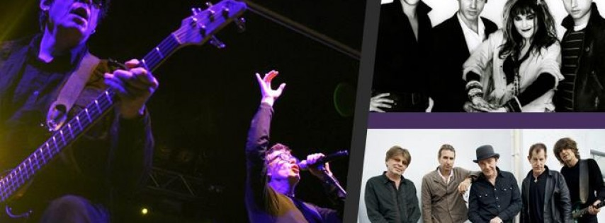 The Psychedelic Furs (with X and The FIXX) in Costa Mesa, CA