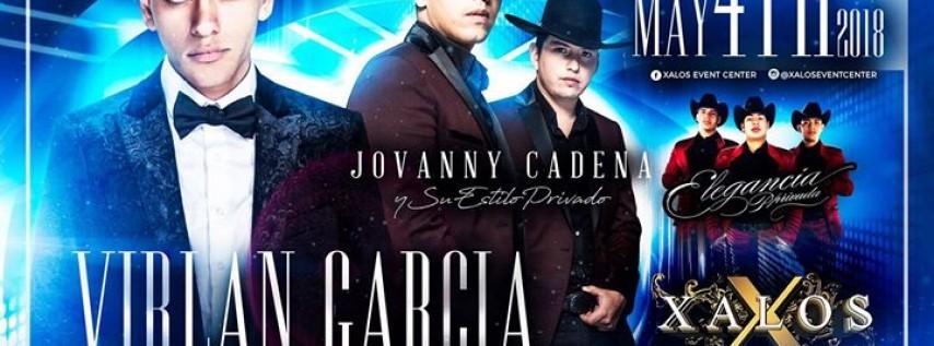 Virlan Garcia por Primera Vez en Anaheim
