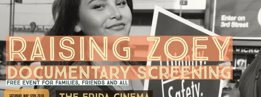 Raising Zoey Documentary Screening