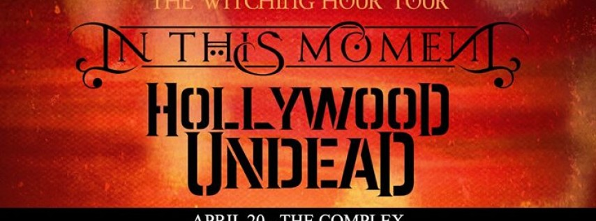 In This Moment and Hollywood Undead