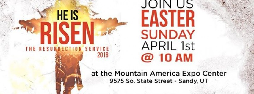 Easter @ Mountain America Credit Union Expo Center