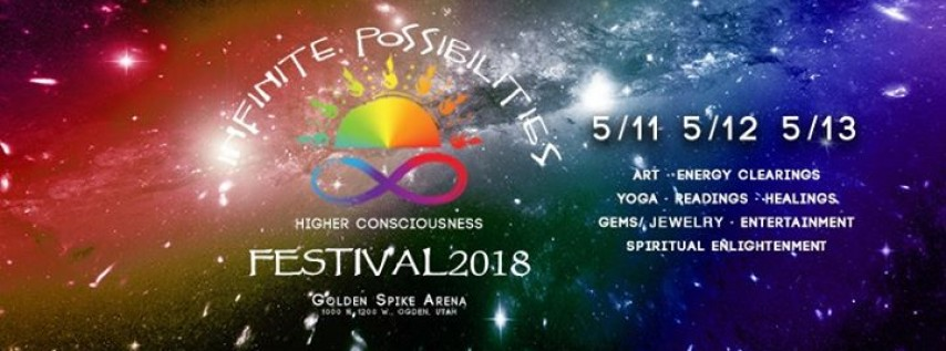 Infinite Possibilities Higher Consciousness Festival 2018