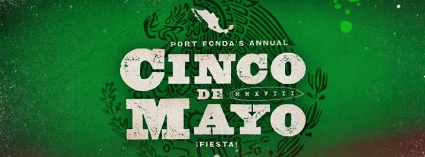 Port fonda's annual cinco de mayo block party