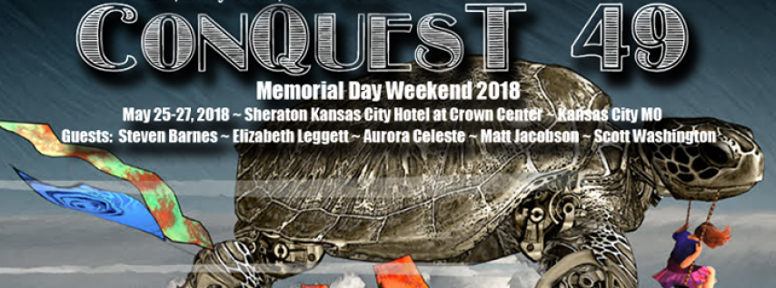 ConQuesT 49 Science Fiction and Fantasy Convention