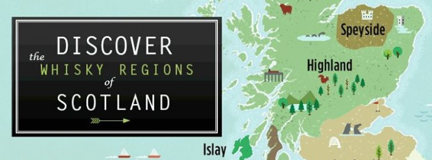 Father's Day Whisky Tasting: Regions of Scotland
