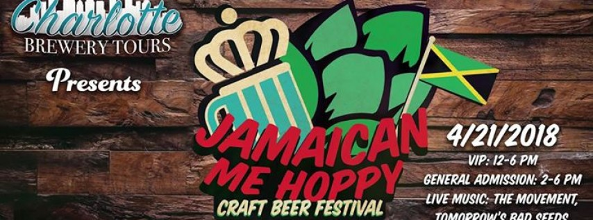 Jamaican Me Hoppy Craft Beer Festival