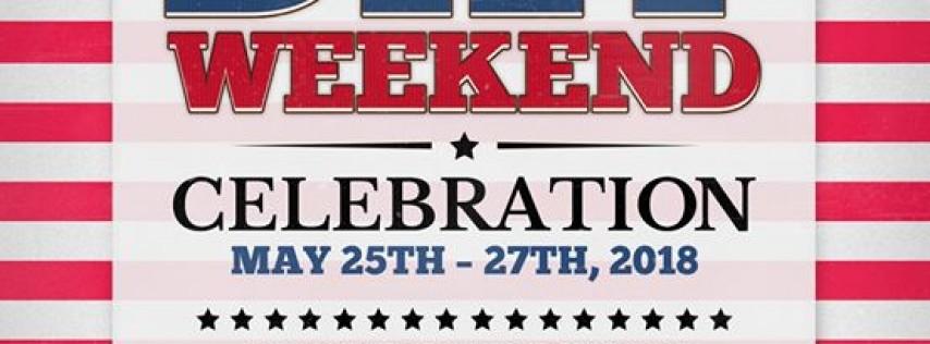 Memorial Day Weekend Celebration