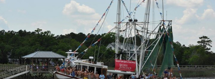 42nd Annual Lowcountry Shrimp Festival and Blessing of the Fleet