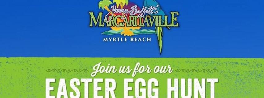 Easter Egg Hunt at Margaritaville Myrtle Beach