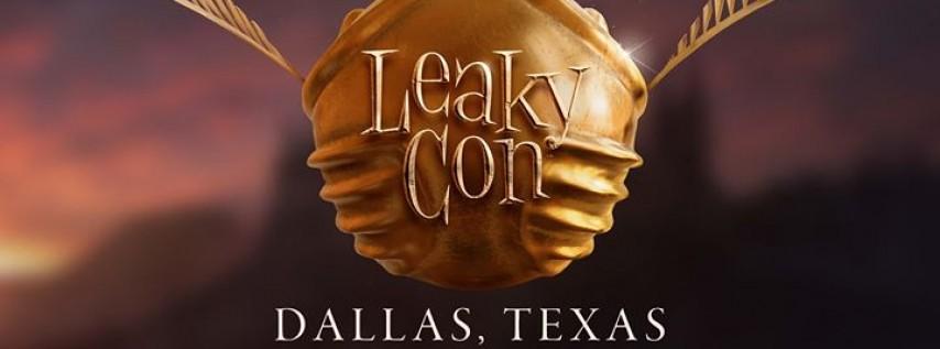 LeakyCon 2018
