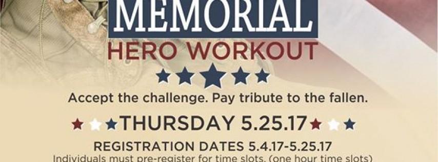 Memorial Hero Workout