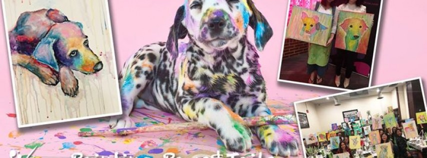 Mother's day Special Custom Splash - Paint Your Pet