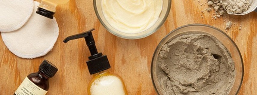 Mother's Day DIY: Natural Body Care Making