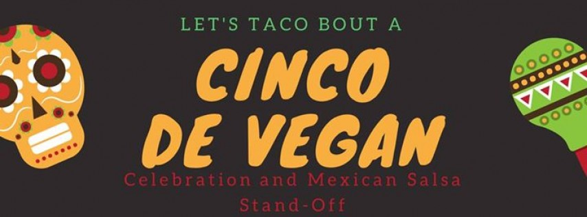 Cinco de Vegan