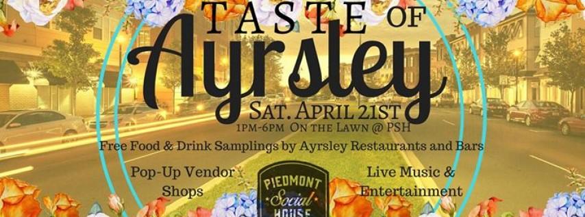 Taste of Ayrsley Festival