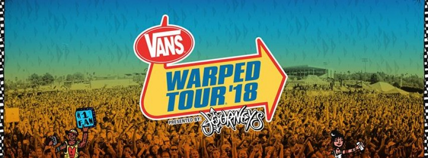 Vans Warped Tour Presented By Journeys