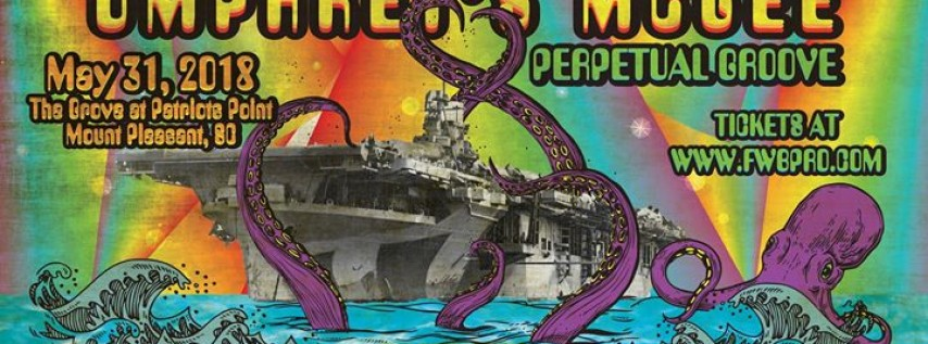 Umphrey's McGee w/ Perpetual Groove in Charleston, SC