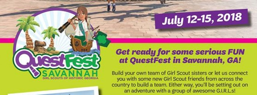 Girl Scout QuestFest 2018