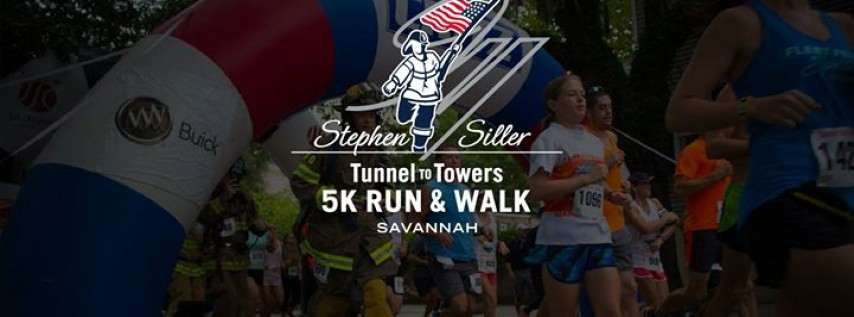 2018 Tunnel to Towers Savannah 5K Run & Walk