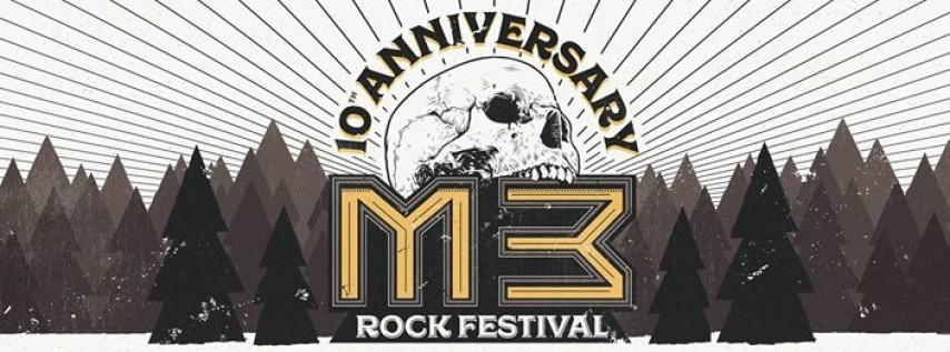M3 Rock Festival Day 2