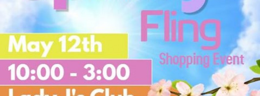 Mother's Day Spring Fling Craft and Vendor Show