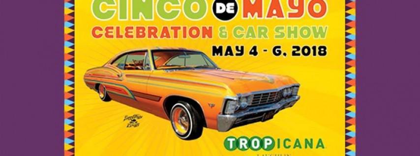 Cinco De Mayo Celebration Car Show Las Vegas NV May - Car show in vegas 2018