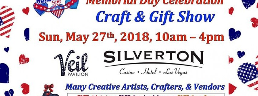 Magnificent Memorial Day Celebration Craft & Gift Show at Veil Pavilion