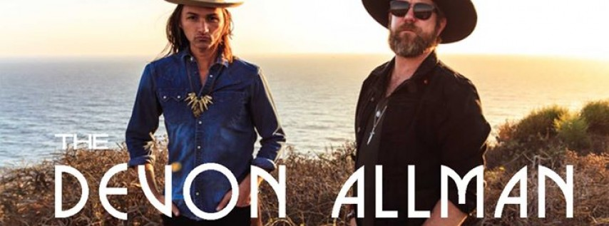Sold Out! The Devon Allman Project with Duane Betts