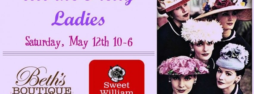 All The Pretty Ladies Shopping Event