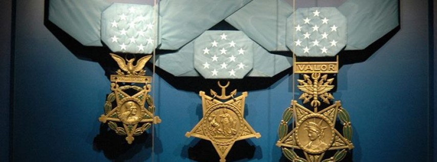 Dedication Of Monument for Medal Of Honor
