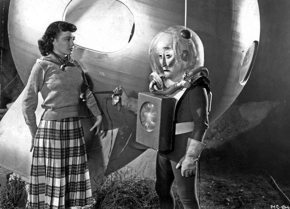 AFS Presents: THE MAN FROM PLANET X