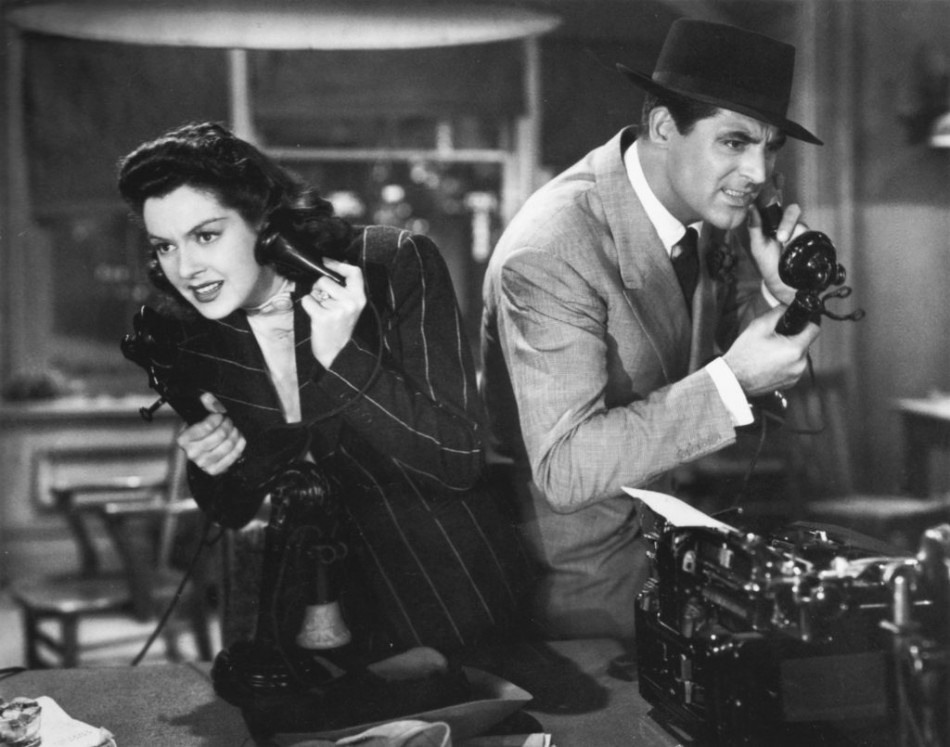 AFS Presents: HIS GIRL FRIDAY