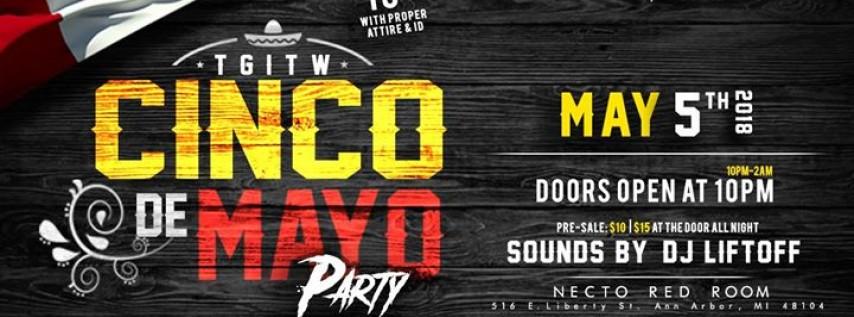 TGITW : Cinco De Mayo Party : Red Room