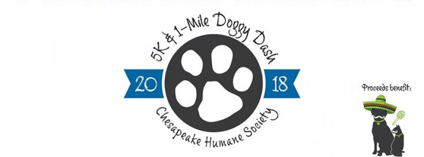 5K & 1-Mile Doggy Dash
