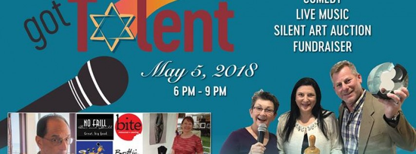 OST's Got Talent Fundraiser 2018