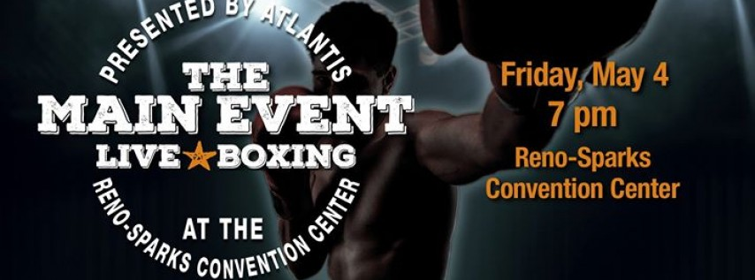 The Main Event - Live Boxing